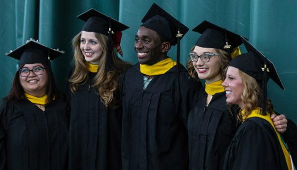 SRU To Award 1,700 Diplomas This Weekend