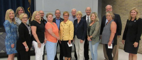 Fond Farewell: 21 Retire From Seneca Valley School District