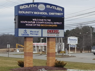 South Butler Still Dealing With Legionella