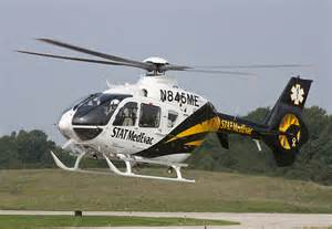 Helicopter Called To Scene of Buffalo Township Motorcycle Accident