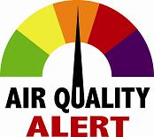 Air Quality Alert Issued For Thursday