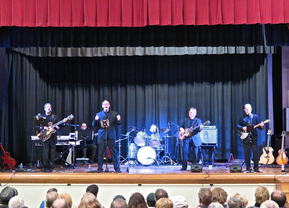 Beatles tribute at crawford center butlerradio butler pa this year to raise money for the emlenton volunteer fire department and the blueprint community initiative the beatles tribute band is returning to malvernweather Choice Image