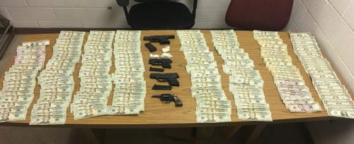 Drug Bust Leads To Arrest Of Suspected Butler City Serial Burglar
