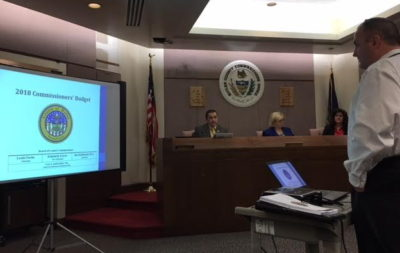 Proposed 2018 Butler Co. Budget Keeps Taxes Steady