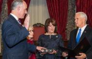 U.S. Sen. Bob Casey Sworn-In For Another Term