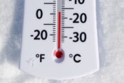 Dangerous Cold Sweeps County