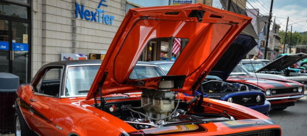 Car Cruise Coming Back Downtown: Cruise-A-Palooza II Set For August
