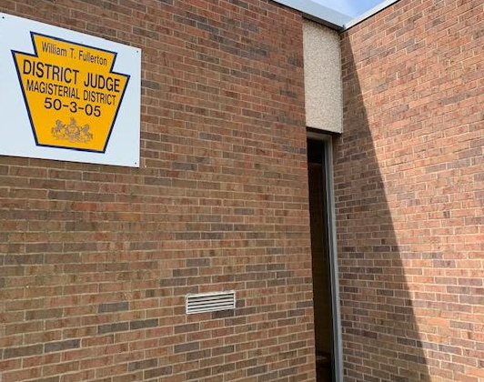 Bullet-Proof Windows Being Installed In All Co. Magistrate Offices
