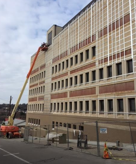 Work On Butler Co. Government Center Will Continue For Months
