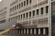 Gov. Center Spruce Up: Work Continues On Downtown Building
