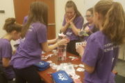 Butler Students Learning About STEM Careers Through 'Introduce A Girl To Engineering Day'