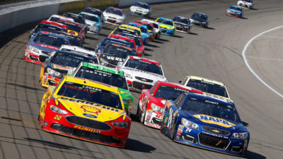 Nascar Cup Series doubleheader in Michigan this weekend/on WBUT