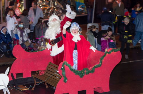 Spirit Of Christmas Parade Canceled; Organizers Exploring Other Options