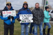 Day 2 Of South Butler Teacher Strike; Possible End Date Determined