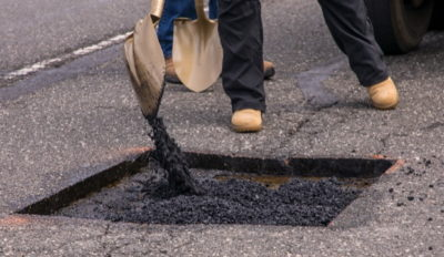 PennDOT Continuing To Patch Potholes In Butler Co.