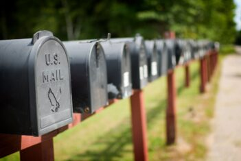 Unsolicited Seeds Being Sent To Homes By Mail