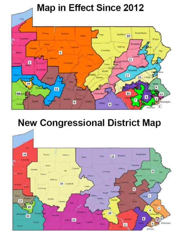 New Congressional Districts Spur More Interest In Primary
