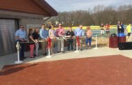 SportCourts Complex Hosts Formal Dedication