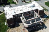 Summer Construction At Slippery Rock University
