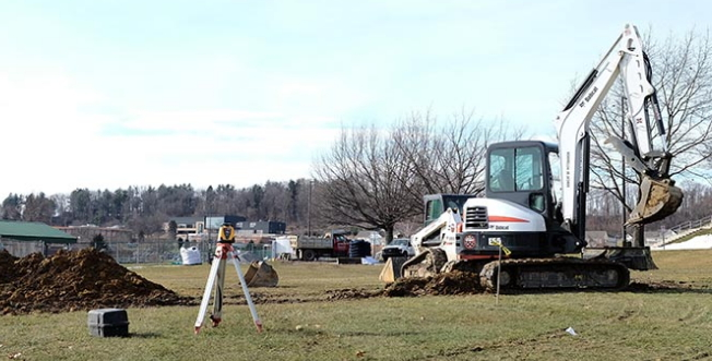 SRU Adding Additional Parking Spots