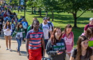SRU Spring Enrollment Up