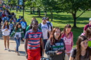 SRU President Pens Open Letter In Support Of International Students