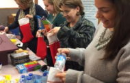 Hang Tough Project Provides Gifts For Local Patients