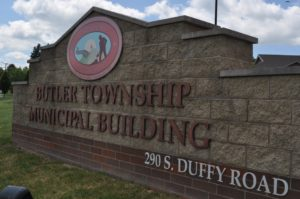 Portion of Butler Township Road To Close For Paving