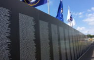 Ceremonies Set for Saturday at American Veterans Traveling Tribute Wall