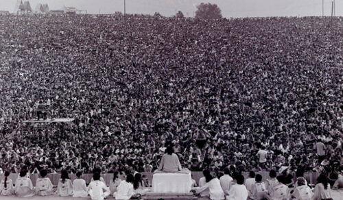 SRU Professor Recounts Woodstock Experience